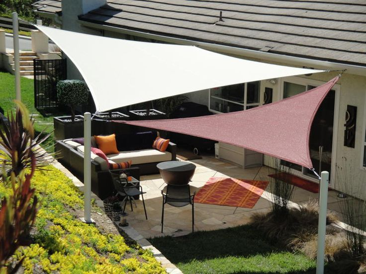 Why Should You Try Shade Sails During Summer Time Online Patio Lawn Garden  Store