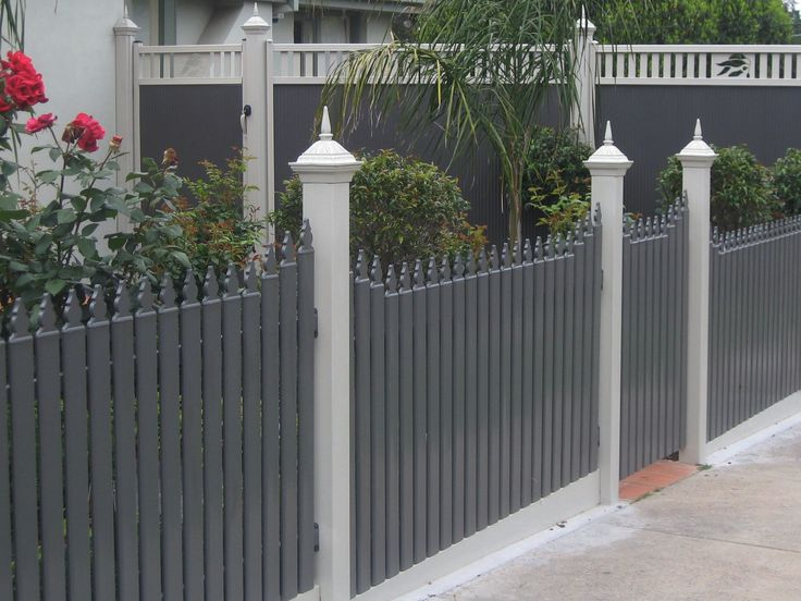 Metal Fencing A Modern Alternative To Timber Online