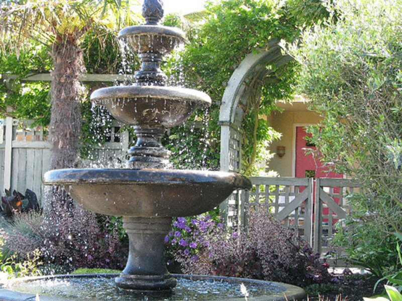 Clean Your Outdoor Water Fountain To Keep It Looking Beautiful Online Patio Lawn Garden
